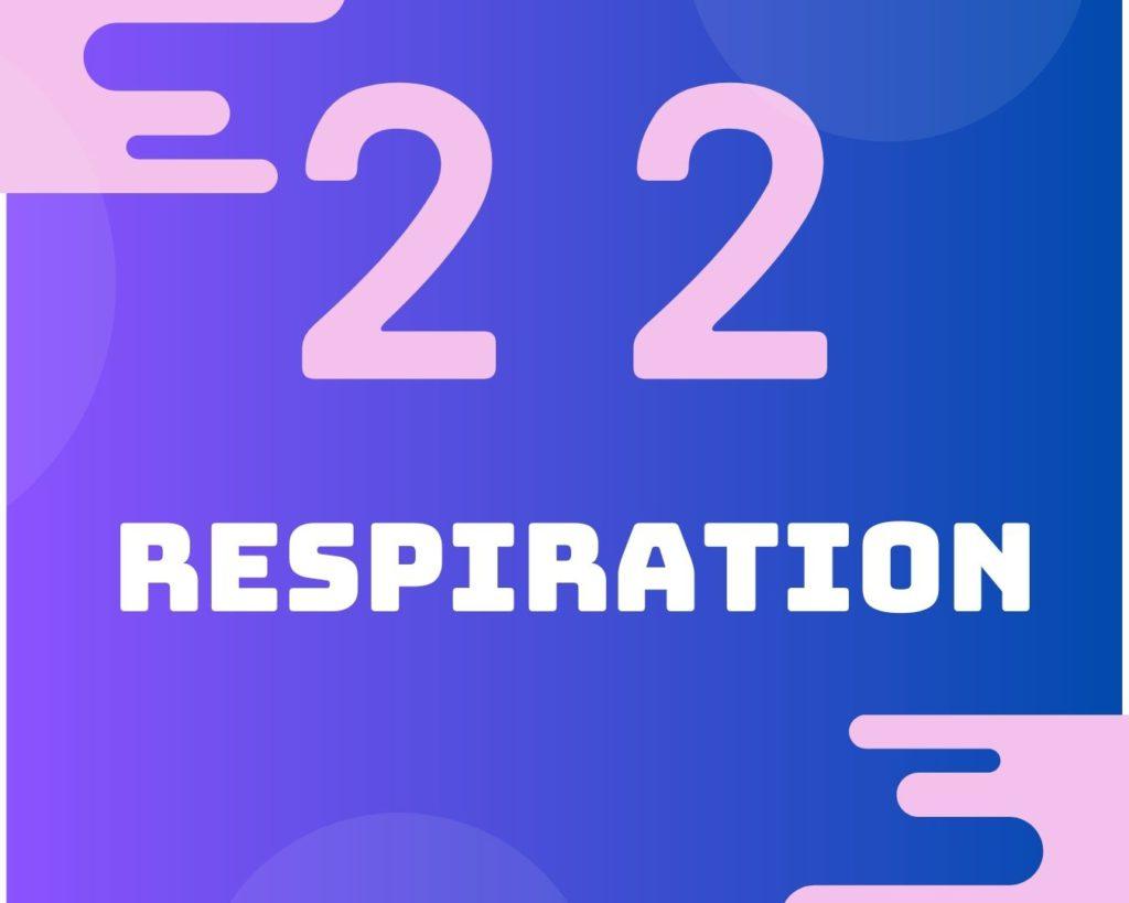 22 Respiration